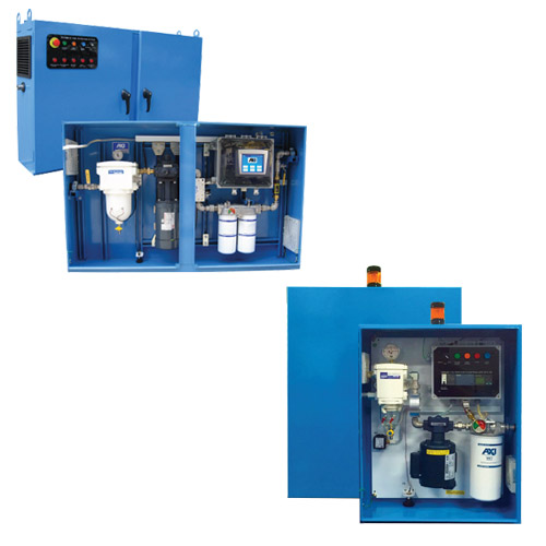 Enclosed Automated Fuel Maintenance Systems