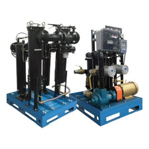 Mobile Fuel Polishing Systems